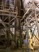 """16"""" x 8"""" x 65' Bucket Elevator, Asset #BE02, 50 hp; with Speed and Alignment Switches - Subj to Bulk"""