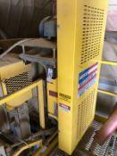 """American Bin & Conveyor Model 36x34 36"""" x 34' Power Belt Conveyor, S/N 14-606, Asset - Subj to Bulk"""