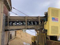 American Bin & Conveyor Estimated 5' x 16' Grizzly Feeder, S/N 14-601, (2014); Statio - Subj to Bulk