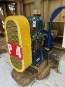 """McLanahan 8"""" x 6"""" Centrifugal Slurry Pump, S/N 20133014, Asset #P4, (2013), 75 hp - Subj to Bulk"""