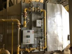 Stelter and Brinck Fluid Bed Dryer (With 22) - Subj to Bulk