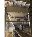 50-Ton Surge Bin; Steel Structure Mounted - Subj to Bulk