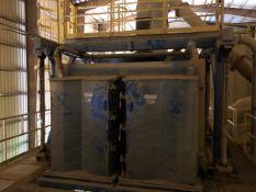 Rotex Model MM6360-1 6-Level Mineral Separator Screen, S/N S081915/0, Asset #SCR02; E - Subj to Bulk