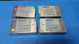 LOT OF 4 CAMPBELL SCIENTIFIC MODEMS