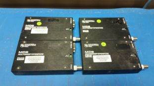 LOT OF CAMPBELL SCIENTIFIC MULTIDROP INTERFACE MODULES