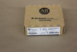 NEW ALLEN BRADLEY COMPACT I/O PLC TERMINATOR
