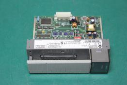 ALLEN BRADLEY SLC 500 PLC MODULE