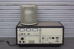 BIO RAD TURBO COATER SPUTTERING COATER