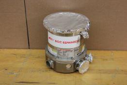 BOC EDWARDS TURBO MOLECULAR VACUUM PUMP