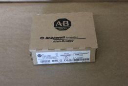 NEW ALLEN BRADLEY PLC MODULE