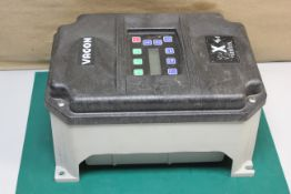 VACON X SERIES VARIABLE FREQUENCY AC DRIVE