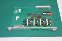 SAF DRIVE SYSTEMS CA402 DIGITAL OUTPUT CARD