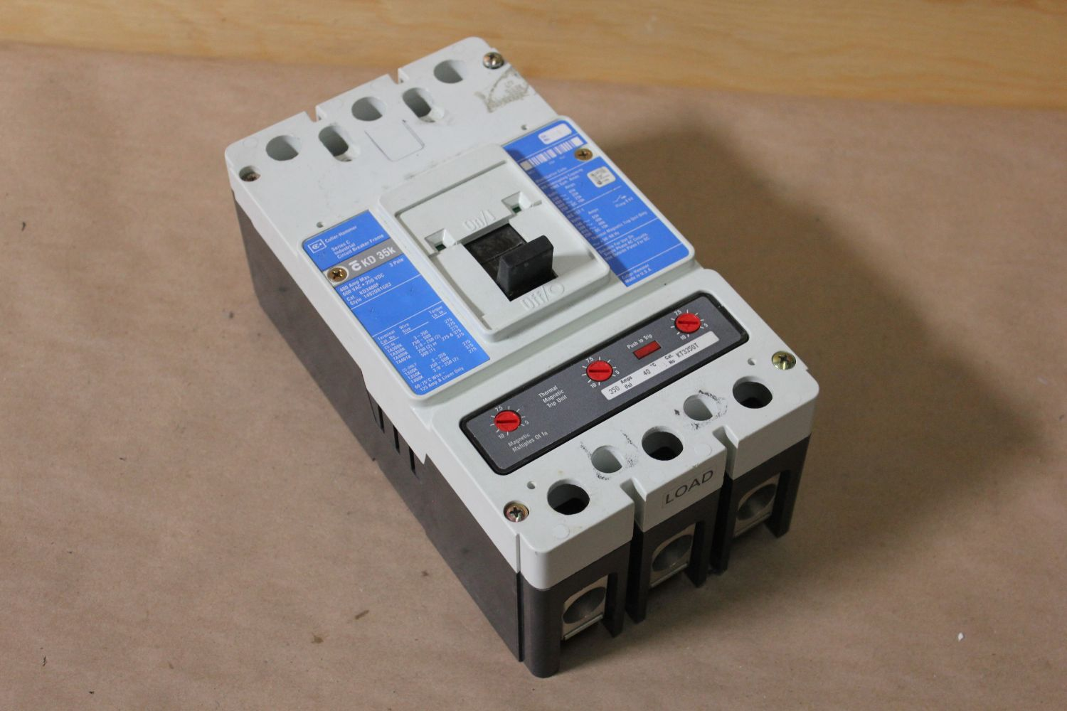 Monthly New & Used Industrial MRO - Automation Parts, PLC's, Motors, Sensors, Breakers, Controls, Bearings -**Shipping Available**