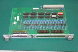 SAF DRIVE SYSTEMS CA401 DIGITAL INPUT CARD