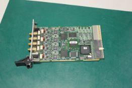 XIA XRAY INSTRUMENTATION PXI DIGITAL PULSE PROCESSOR DXP-XMAP