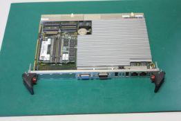 KONTRON 6U cPCI CPU BOARD CP6012
