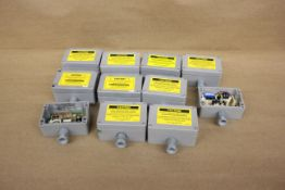 LOT OF LINEAR ACCESS MODULES