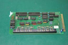 CONTROL TECHNOLOGY PLC AUTOMATION BOARD