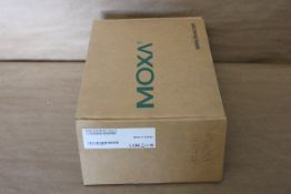 NEW MOXA INDUSTRIAL ETHERNET SWITCH