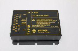 MELCHER AC-DC CONVERTER K