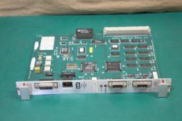 SAF DRIVE SYSTEMS CA418 MULTI PROCESSOR CPU CARD