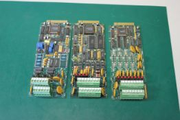 LOT OF BRISTOL BABCOCK AUTOMATION MODULES