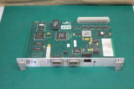 SAF DRIVE SYSTEMS CA451 PROCESSOR CPU CARD