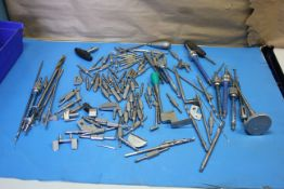 LOT OF MEDICAL/SURGICAL SUPPLIES BRAIN LAB, MEDTRONIC, STAR LINK ETC
