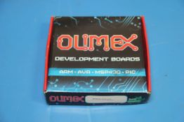 NEW OLIMEX DEVELOPMENT BOARD