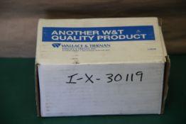 NEW IN BOX WALLACE & TIERNAN ARMORED PURGEMETER