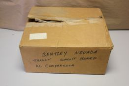BENTLEY NEVADA POSITION MONITOR CARD