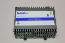 AUTOMATION DIRECT RHINO INDUSTRIAL POWER SUPPLY