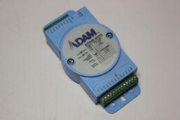 ADVANTECH ADAM Modbus/SNMP/MQTT Ethernet Remote I/O