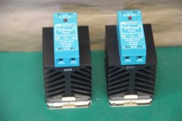 CONTINENTAL INDUSTRIES SOLID STATE RELAYS