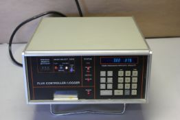FLUX CONTROLLER/LOGGER E00-2520-00