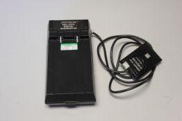 SPECTROLINE DRC-100X DIGITAL RADIOMETER AND SENSOR
