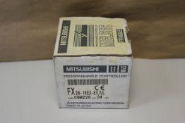NEW MITSUBISHI PROGAMMABLE CONTROLLER PLC