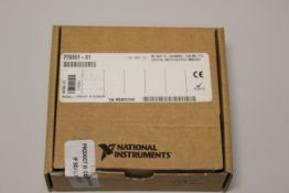 NATIONAL INSTRUMENTS 9401 8-CHANNEL TTL DIGITAL INPUT/OUTPUT MODULE