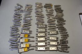 LOT OF TEST CONNECTORS/ADAPTERS