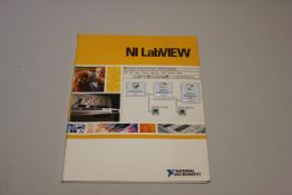 NATIONAL INSTRUMENTS LABVIEW 8.2.1 SOFTWARE