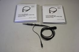 OSCILLOSCOPE PROBE WITH LECROY ADAPTERS