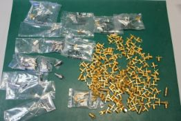 LARGE LOT OF RF MICROWAVE SMA CONNECTORS
