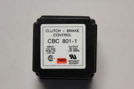 WARNER ELECTRIC CLUTCH/BRAKE CONTROL