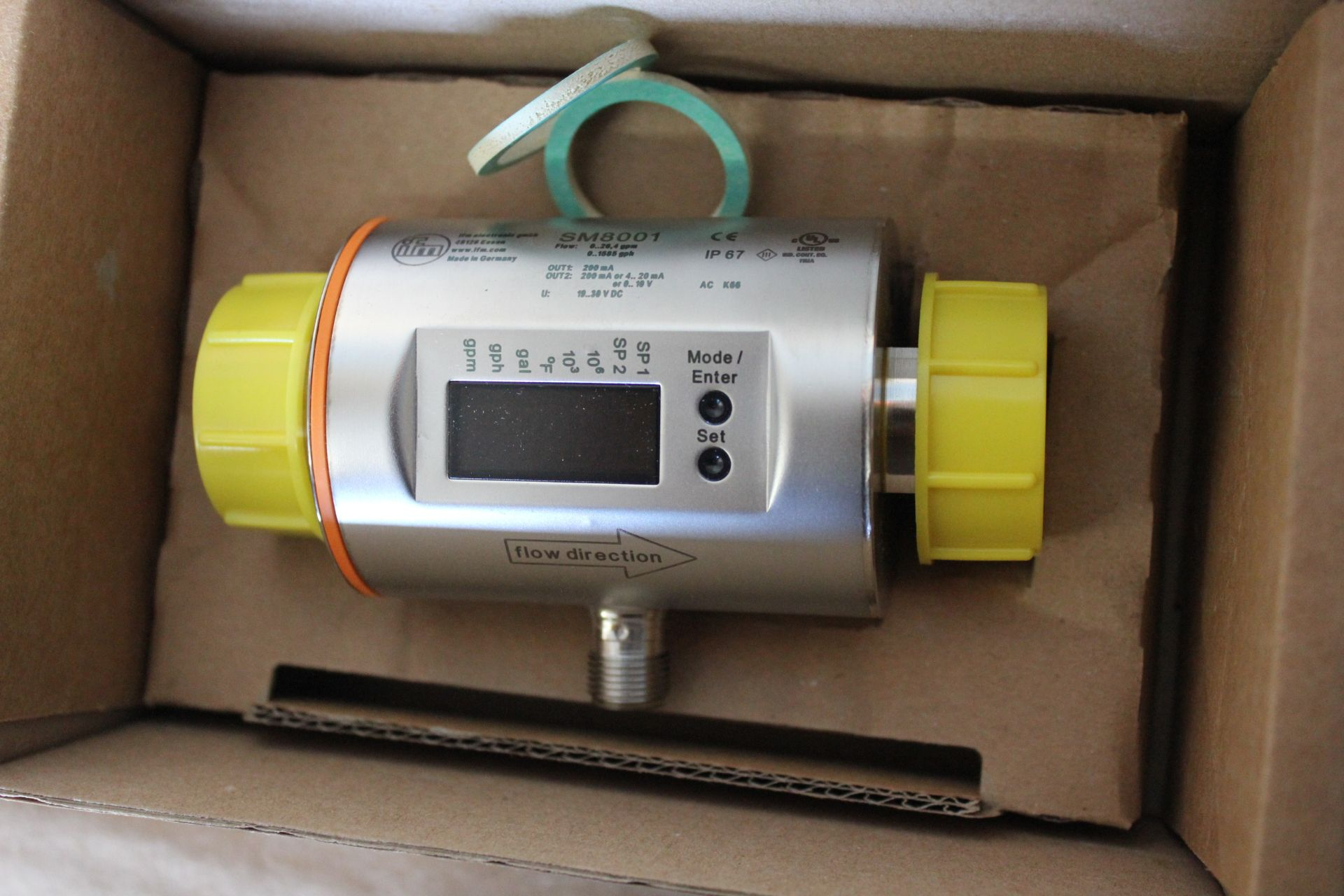NEW EFECTOR FLOW MONITOR - Image 4 of 4