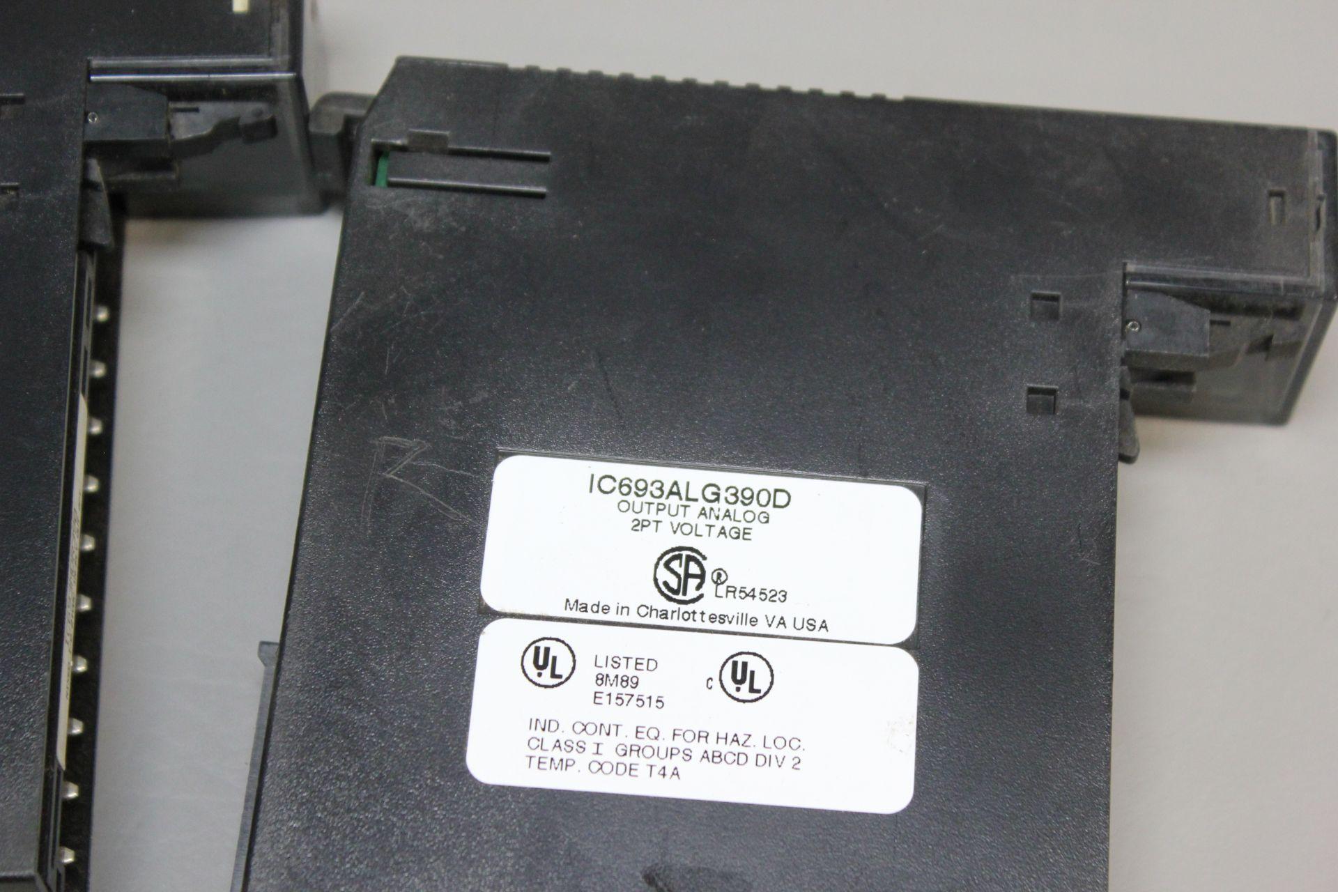 2 GE FANUC PLC MODULES - Image 4 of 4