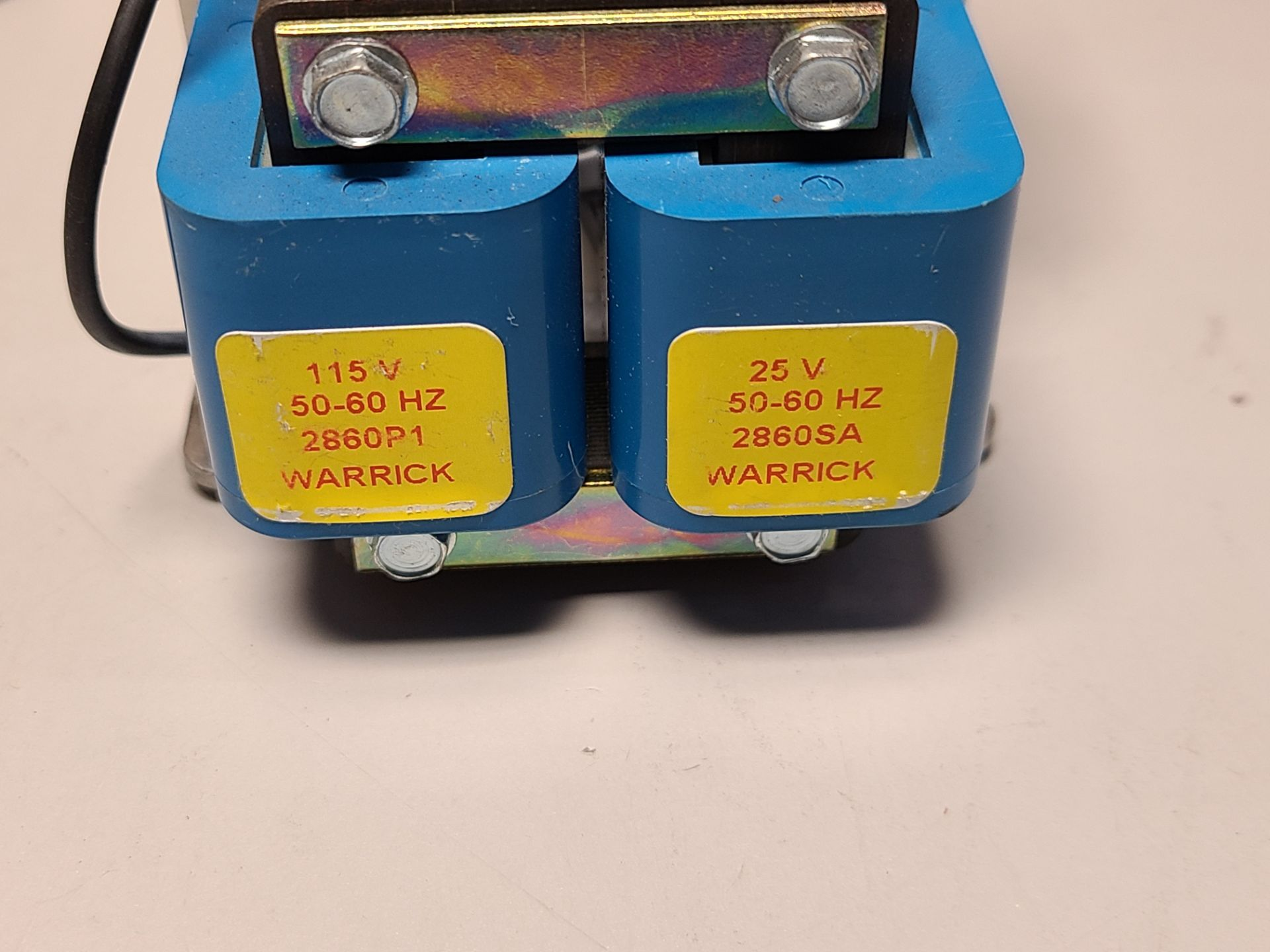 NEW WARRICK/GEMS CONTROL RELAY - Image 4 of 5