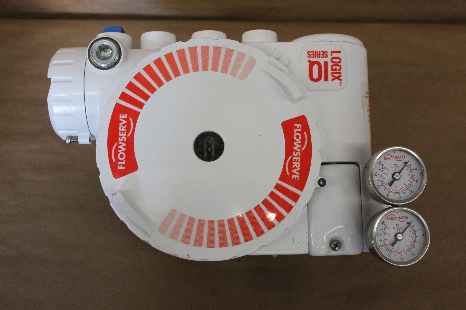 NEW FLOWSERVE LOGIX IQ DIGITAL POSITIONER - Image 4 of 8