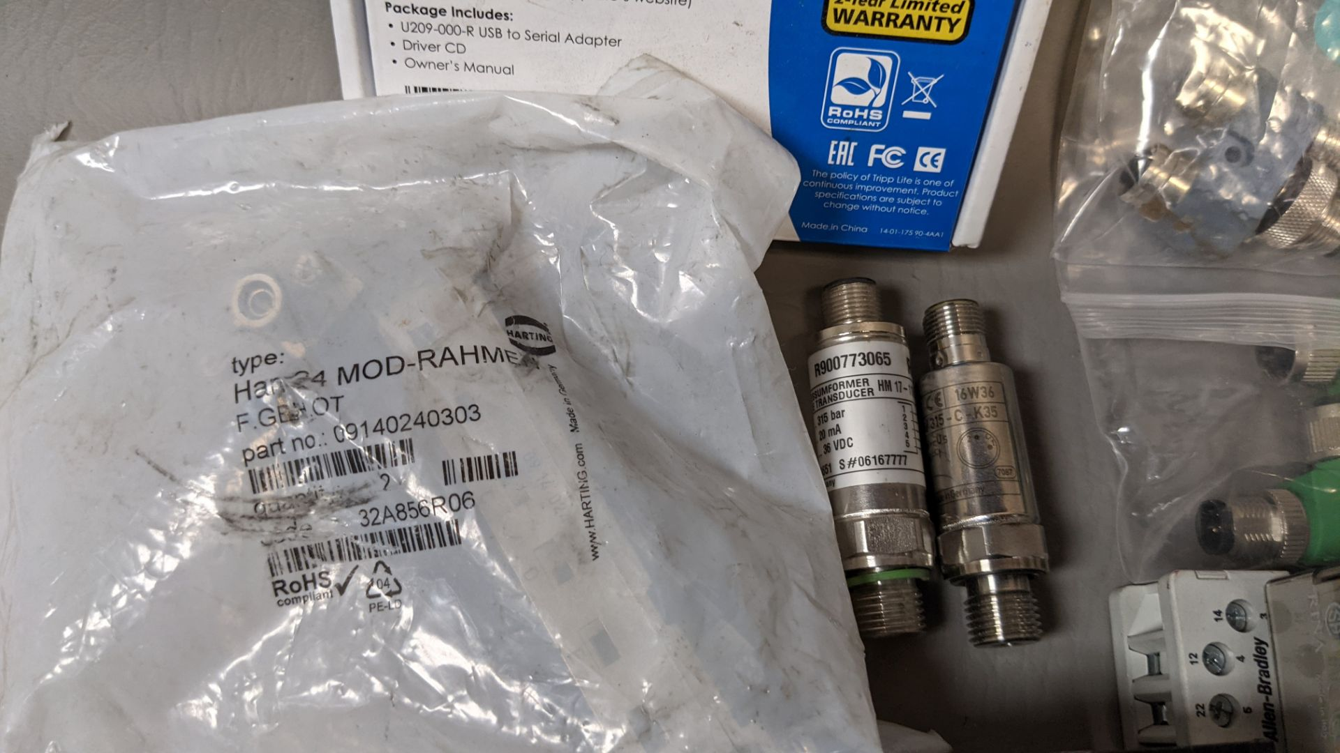 LOT OF MRO PARTS - Image 7 of 11
