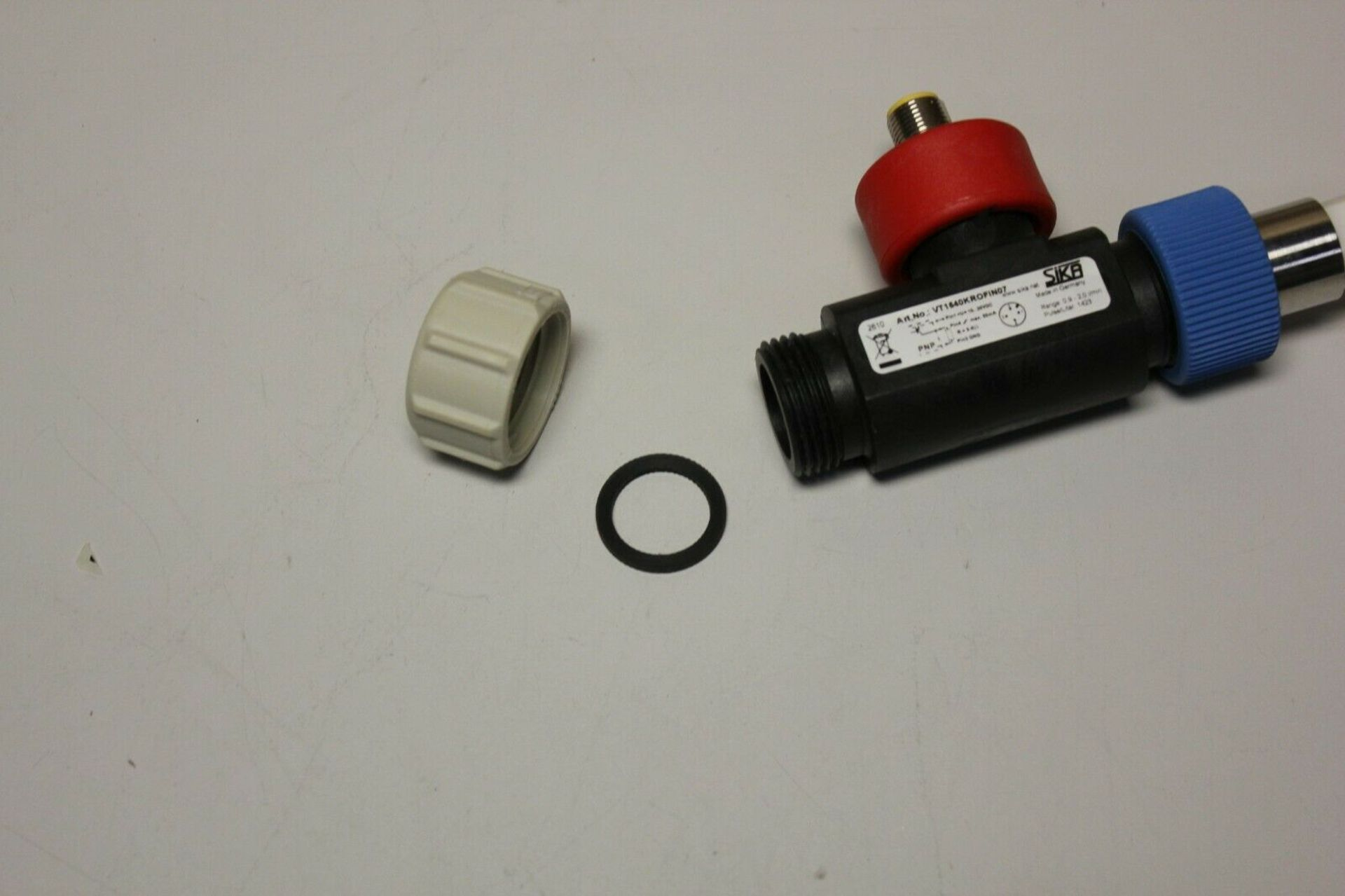 SIKA TURBINE FLOW SENSOR WITH CABLE - Image 9 of 10