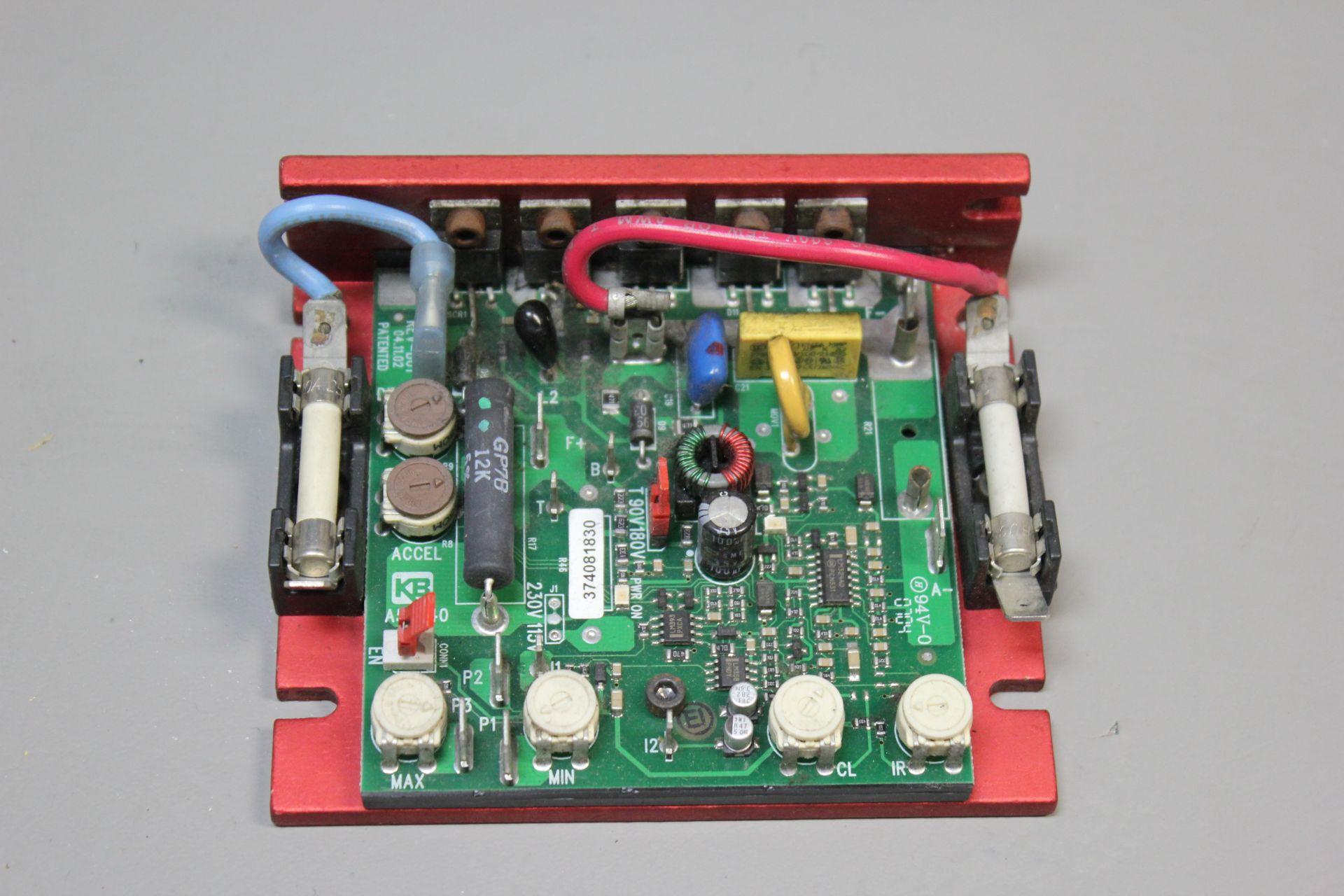 KB DC MOTOR SPEED CONTROLLER - Image 4 of 5